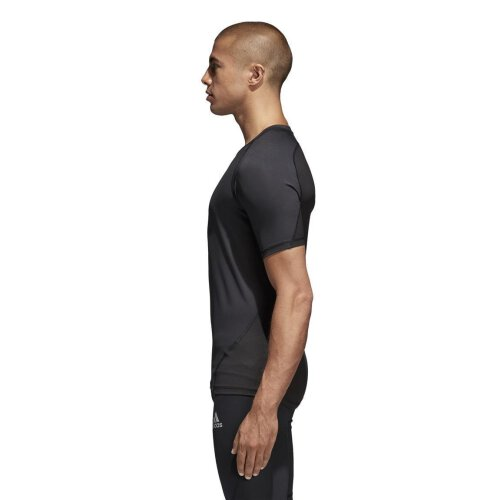 adidas Alphaskin Short Sleeve Funktionsshirt kurzarm